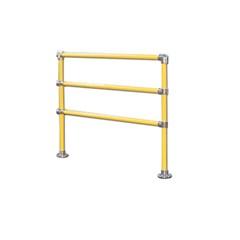 4' Straight Run (3-Rail)
