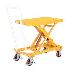 Portable Auto-Leveling Lift Table - 400 lbs. Capacity - 32 in L x 20 in W