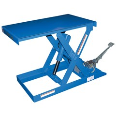 Hydraulic Lift Table - 500 lbs. Capacity - 40 in L x 20 in W