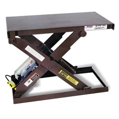 Hydraulic Lift Table - 15000 lbs. Capacity - 90 in L x 32 in W