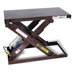 Hydraulic Lift Table - 8000 lbs. Capacity - 36 in L x 24 in W