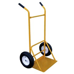 Hand Truck with Foam Filled Wheels - 600 lbs Capacity