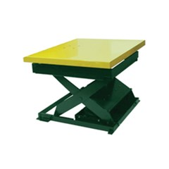Pneumatic Lift Table - 4000 lbs. Capacity - 48 in L x 48 in W