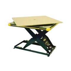 Manual Lift Table - 1950 lbs. Capacity - 56 in L x 48 in W