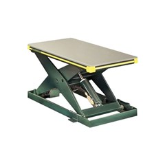 Hydraulic Lift Table - 2000 lbs. Capacity - 48 in L x 24 in W