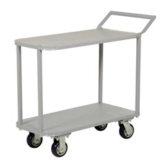 Two Tier Service Cart 18 X 35 Deck