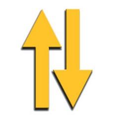 Arrow Symbol, Large