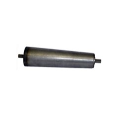 190 Galvanized Double Groove Taper Roller - 15