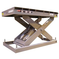 Hydraulic Lift Table - 9000 lbs. Capacity - 99 in L x 54 in W