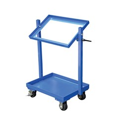 Multi-Tier Cart 2 Shelf 200 Lb Capacity