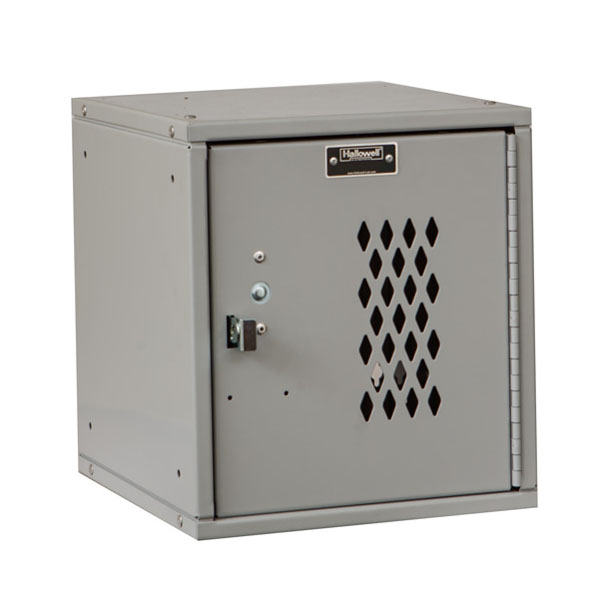 Platinum Cubix 1 Tier 1 Wide Modular Locker Color
