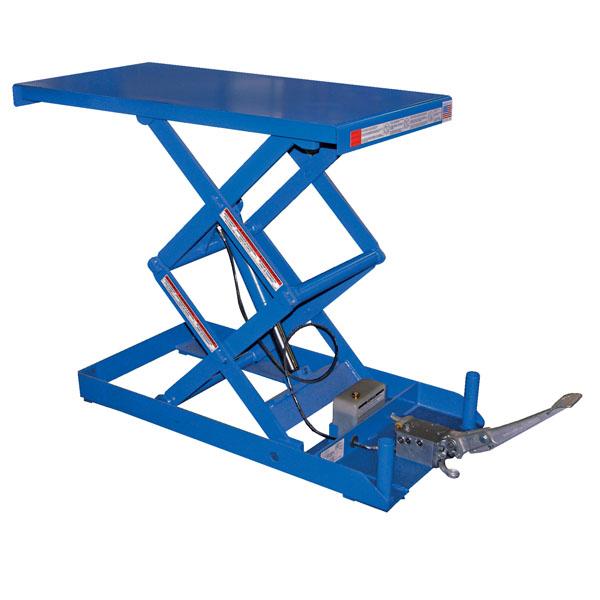 Vestil Foot Pump Scissor Table - 53