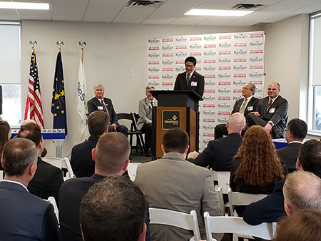 Bastian Solutions Manufacturing Center Grand Opening