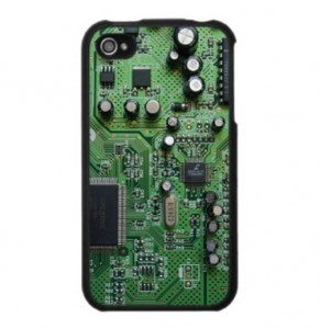 Circuit Board Phone Case