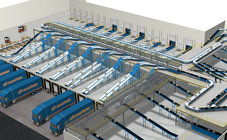 Conveyor System Design Services Engineering Material