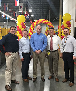 DHL Automates New Carrollton, Texas, Facility with Help from
