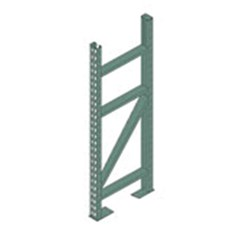 Unarco-Pallet-Rack-Uprights