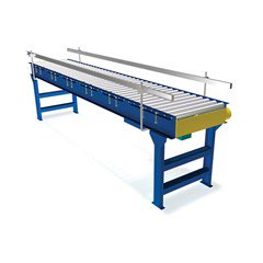 Minimum Pressure V-Belt Conveyor 1.38