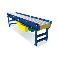 Zero Pressure Accumulation Live Roller Conveyor 1.9