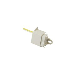 Duct End with Powe use with ACC18000 Series - Inclining, Left
