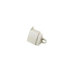 Duct End use with ACC10040 Series - Inclining, Left Side