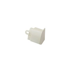 Duct End use with ACC10040 Series - Inclining, Right Side
