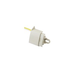 Duct End with Power use with ACC10040 Series - Inclining, Left Side