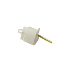 Duct End with Power use with ACC10040 Series - Inclining, Right Side