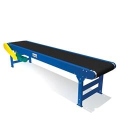 Heavy Duty Slider Bed Belt Conveyor