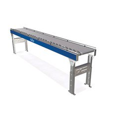 Live Roller Conveyor DC Motor Driven