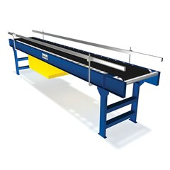 Belt Over Roller Conveyor