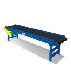 Troughed Bed Belt Conveyor