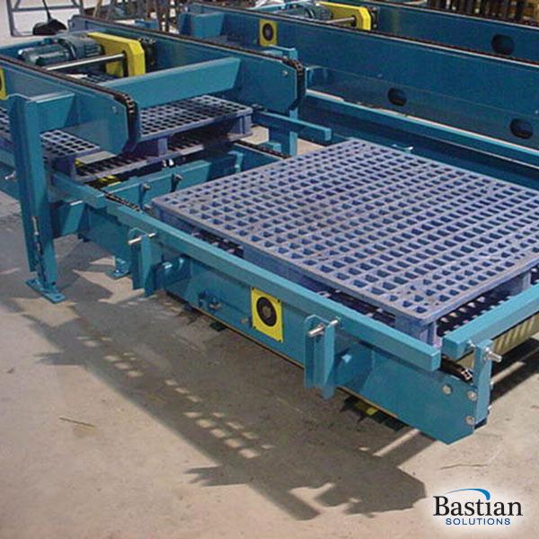 Drag Chain Conveyors | Custom Automation | Bastian Solutions
