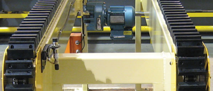 drag-chain-conveyor