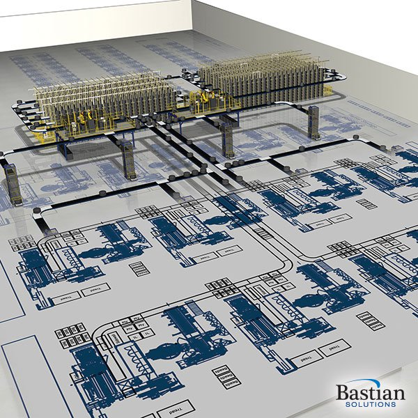 Warehouse & Manufacturing Facility Layout And Design