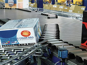 Product Merge on Conveyor Systems