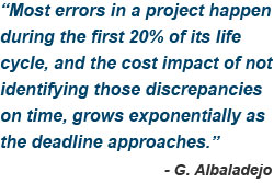 Material Handling Project Quote