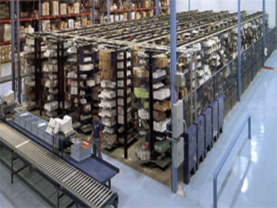 Horizontal Carousels Storage Goods To Person Material