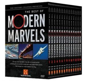 Modern Marvels Dvd Set