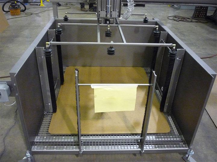 Slip Sheet Dispensers Ancillary Palletizing Equipment