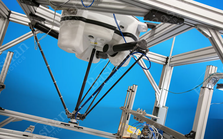 Pick And Place Industrial Robotics Bastian Solutions