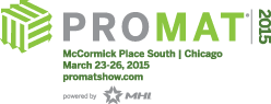 Bastian Solutions at ProMat 2015
