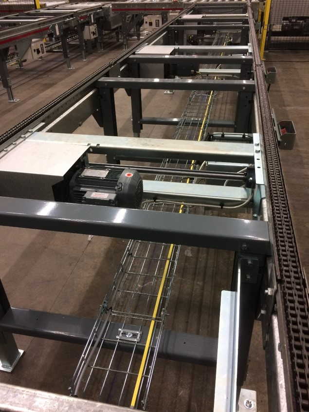 Swisslog Promove Pallet Conveyor And Accessories