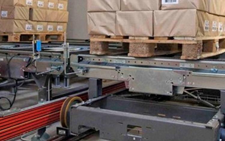 Swisslog Promove Pallet Conveyor And Accessories