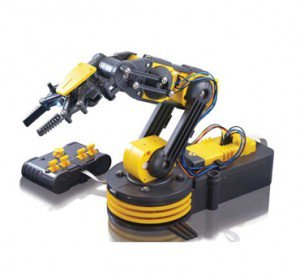 Robotic Arm Edge Wired Control Robot
