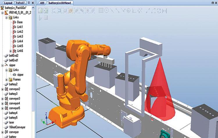 Robotic Simulations Bastian Solutions Bastian Solutions