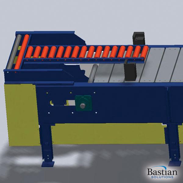 Slat Conveyor Custom Automation Bastian Solutions