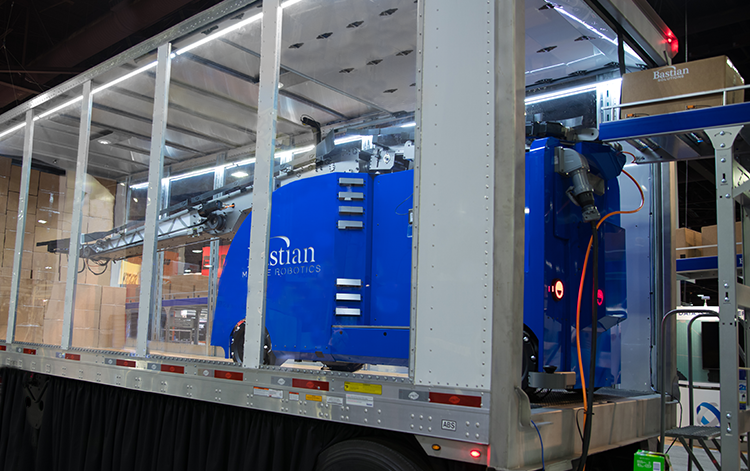 Ultra Robotic Truck Loading Amp Unloading Solutions By
