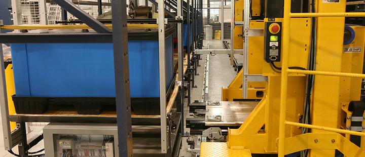 Automated Storage & Retrieval Systems | AS/RS | Bastian