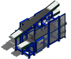 vertical switch conveyors